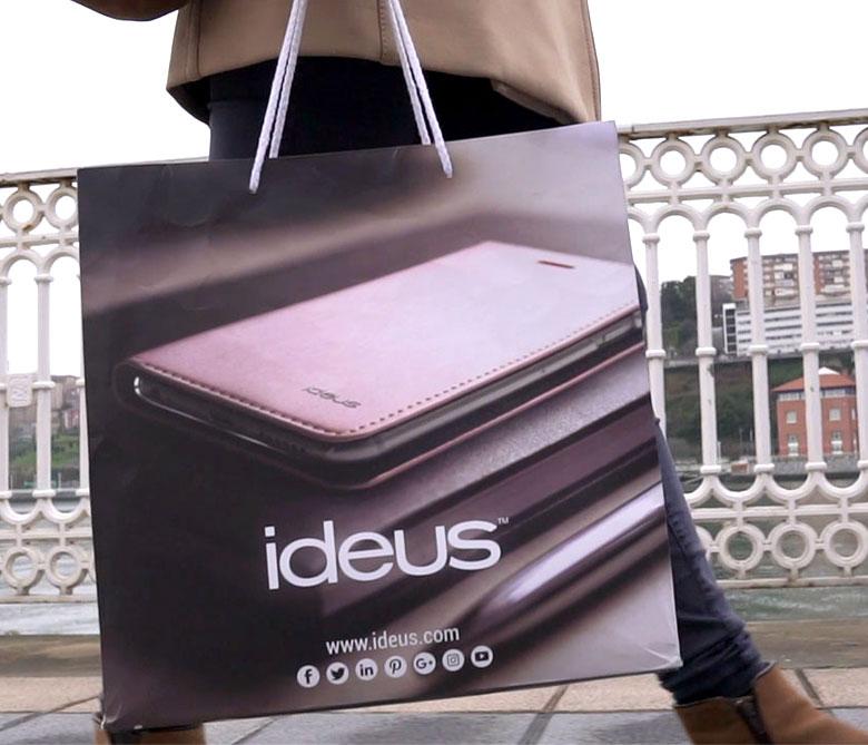 Video de marca Ideus