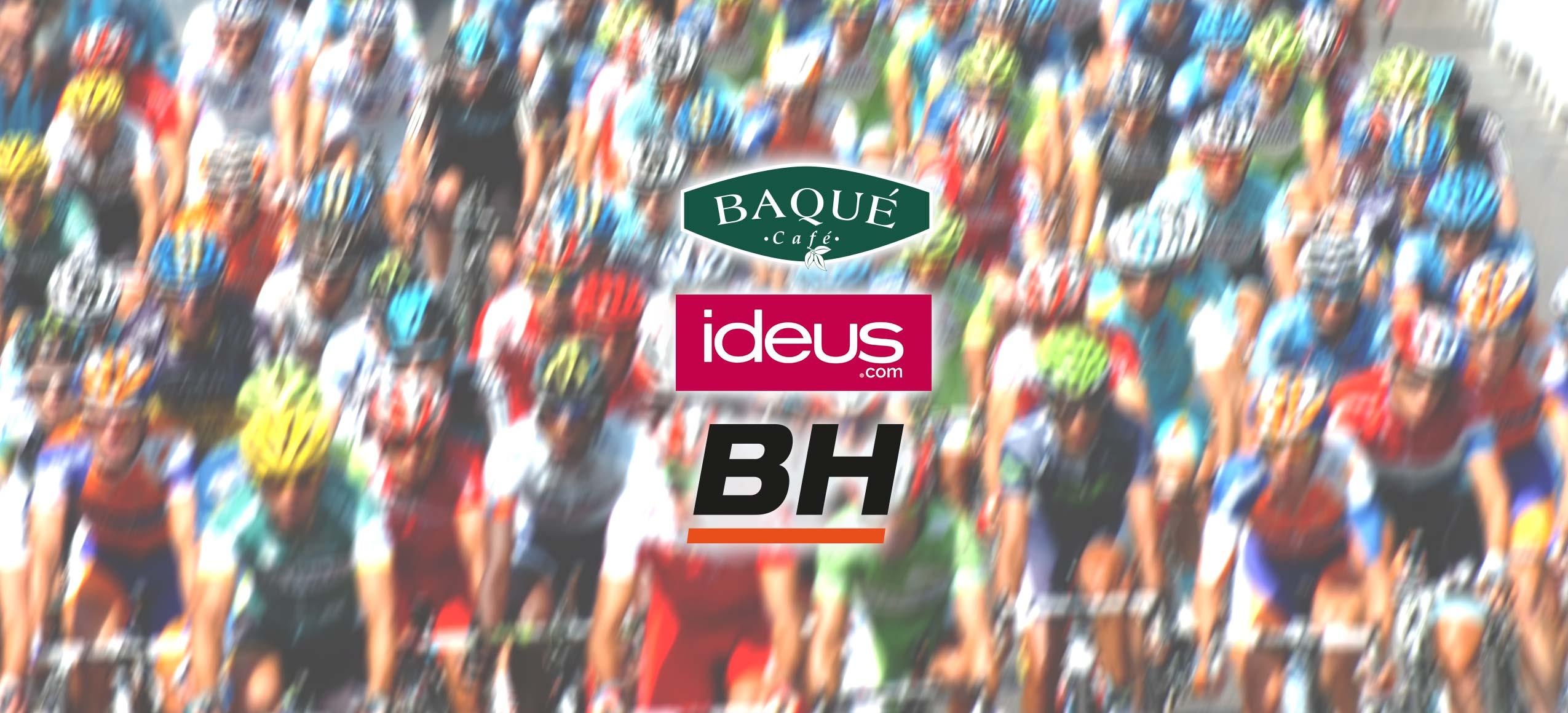 Ideus con el deporte: Baqué-Ideus-BH Team