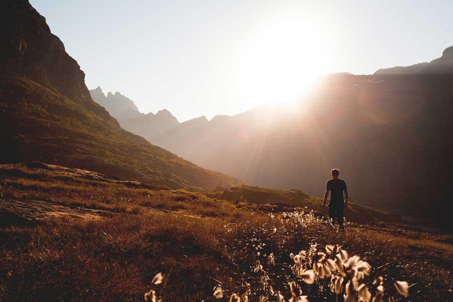 Trekking y senderismo deporte de moda