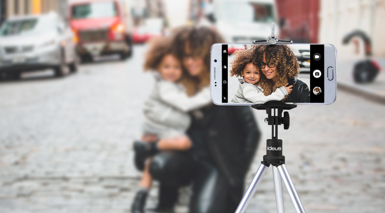 gifts for Mother's Day tripod for smartphone