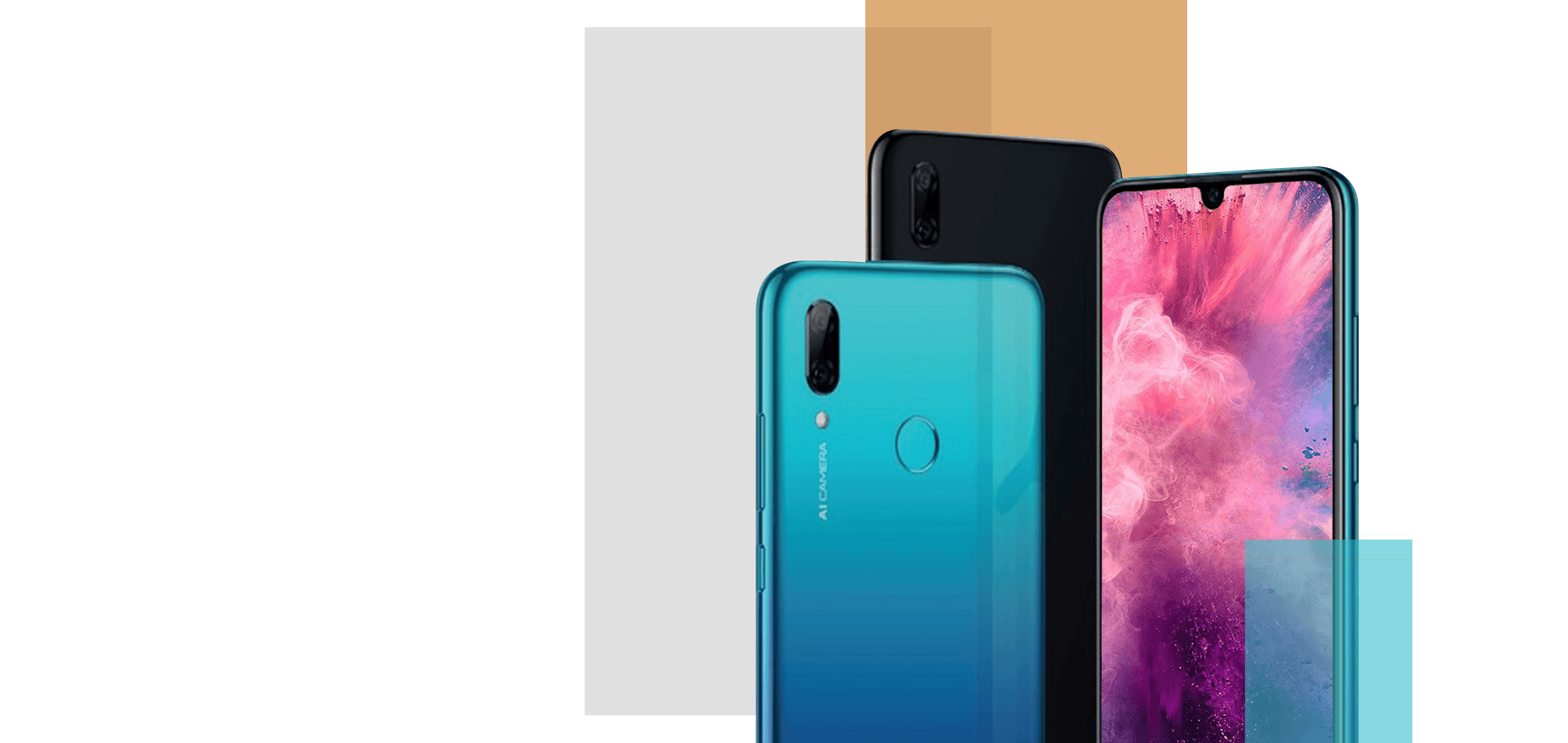HUAWEI P Smart 2019 is already here...